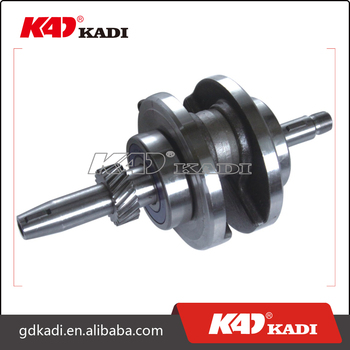 Motorcycle engine Parts Crankshaft for ARSEN 150