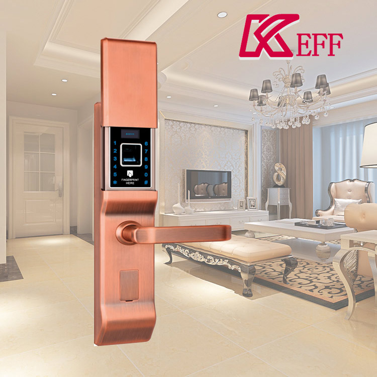 hot sale & high quality digital remote control fingerprint combination door lock for hospital