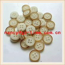 OEM Natural real corozo buttons