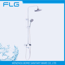 FLG2788S Lead Free Healthy Chrome Finished Cold&Hot Water UPC Shower Faucet Set Bath Shower Set