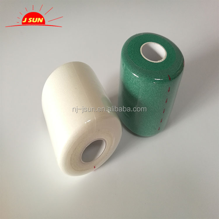 Breathable medical PU underwrap foam tape free samples available