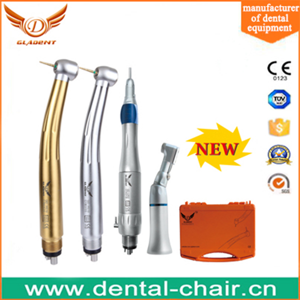 New type new model dental high speed handpiece and dental low speed handpiece kit