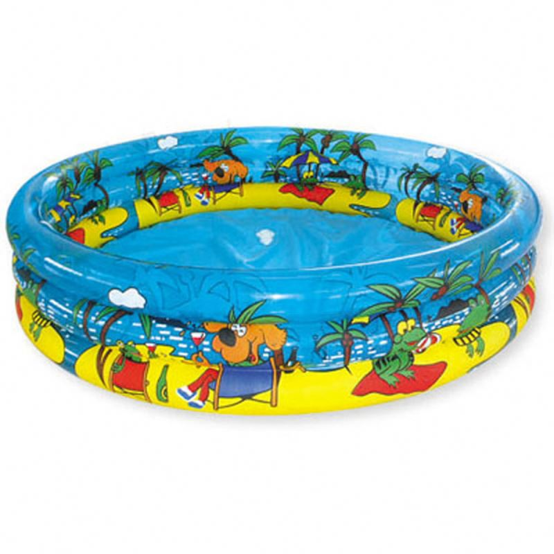 children playing swim inflatable products Water Sports Pvc Swimming Pool for kids