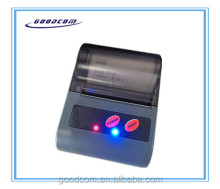 Mini Thermal Printer Bluetooth Mobile Printer for Mobile Ticket Printing Application
