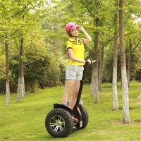 Fashion self balancing two wheeler electric scooter