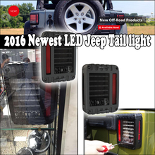 Wholesale US&Europe VISION Truck Led Tail Light For Jeep Wrangler Jk