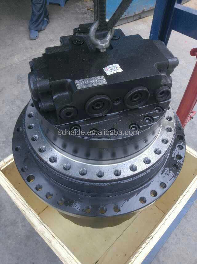 Doosan Excavator Hydraulic Parts DH220LC-V Final Drive DH220LC-V Travel Motor