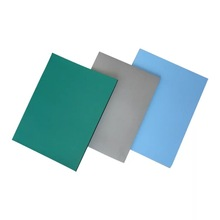 cleanroom hot esd table mat in rubber sheets
