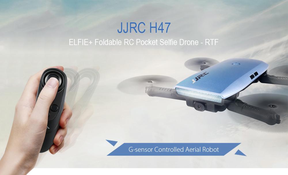 JJRC H47 ELFIE Drone Foldable RC Selfie Dron Quadcopte (2)
