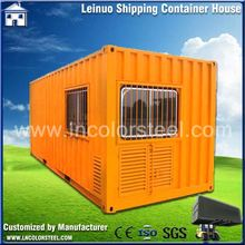 Flatpack 20ft container house plan modern plan for sale