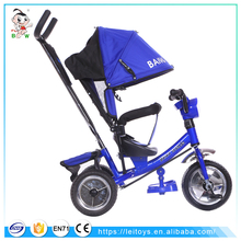 Toys 2017 3 wheel with canopy tricycle manufacturer doux bebe baby stroller