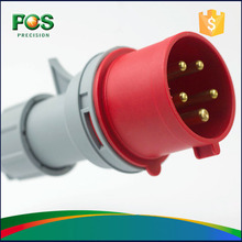 High quality 16A 32A industrial 5 pin plug and socket