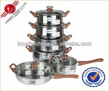 Nice looking electric pressure cooker stainless steel inner pot