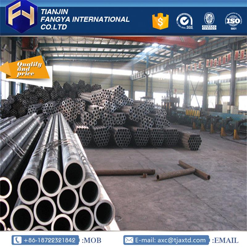 "FACO Steel Group ! good price epoxy coal tar anti-corrosion steel pipe 4"" tube with high quality"