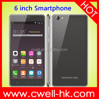 China wholesale Star T8 6 inch Screen Smartphone with Android 5.1 Lollipop OS