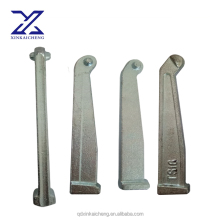 Galvanized scaffolding forged ring lock pin Q235