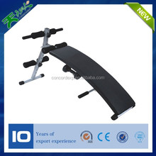 hot products reverse sit up bench abdominal fitness machine