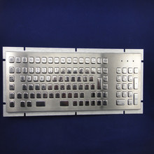 China supplier kiosk multifunctional Metal Keyboard