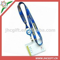 Work Id Badge Holder Lanyard