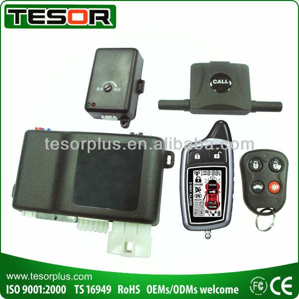 Remote start systems - viper 5305v remote start keyless entry car security alarm system w lcd remote