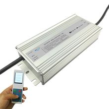 250W IP67 nfc changable dimmable led driver 0-10V dim-to-off/12V AUX/timing/UL
