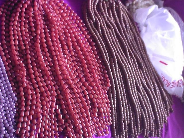 Buri seeds 10mm beads