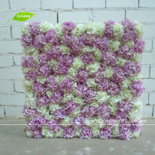 GNW FLW1508-8 artificial flower for wall wedding decoration