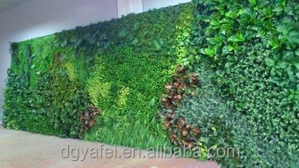 the artificial grass fence the artificial vertical grass for garden