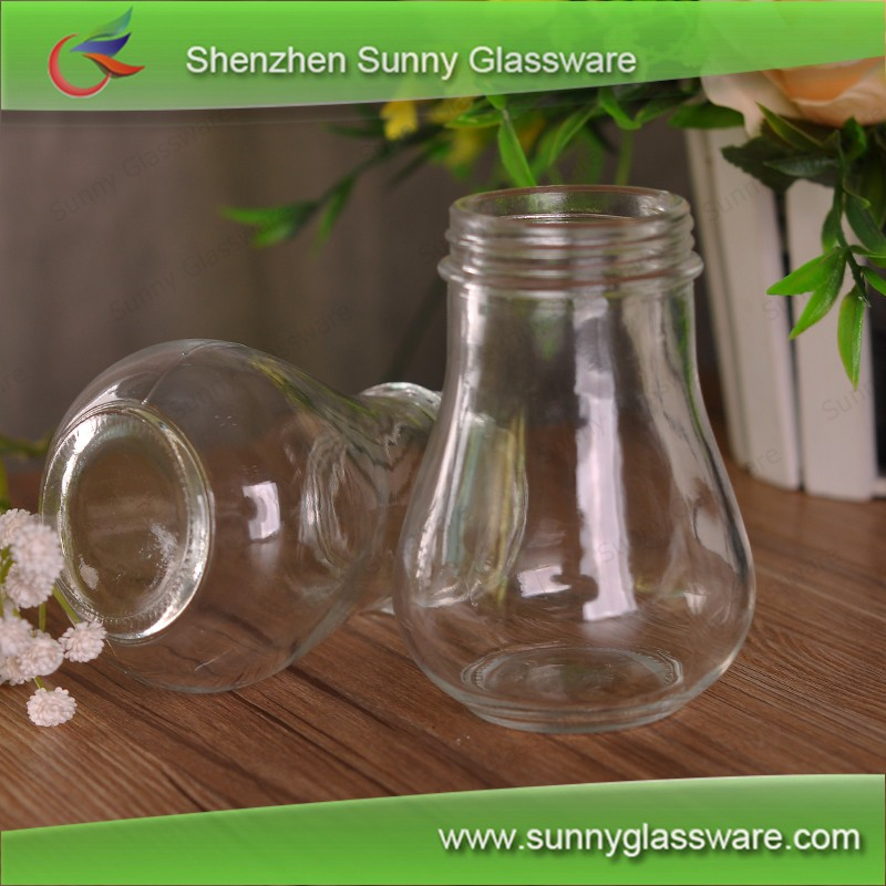Chinese Wholesale Glass Storage Jar For Herbs Spices