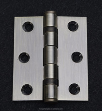 3 inch small size double sided trailer door hinge for door closer hinge use