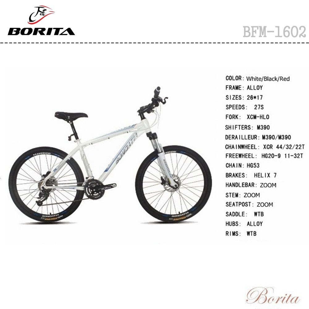 Alibaba Chinese Bicycles Imported from China BFM-1602 Mountain Bikes