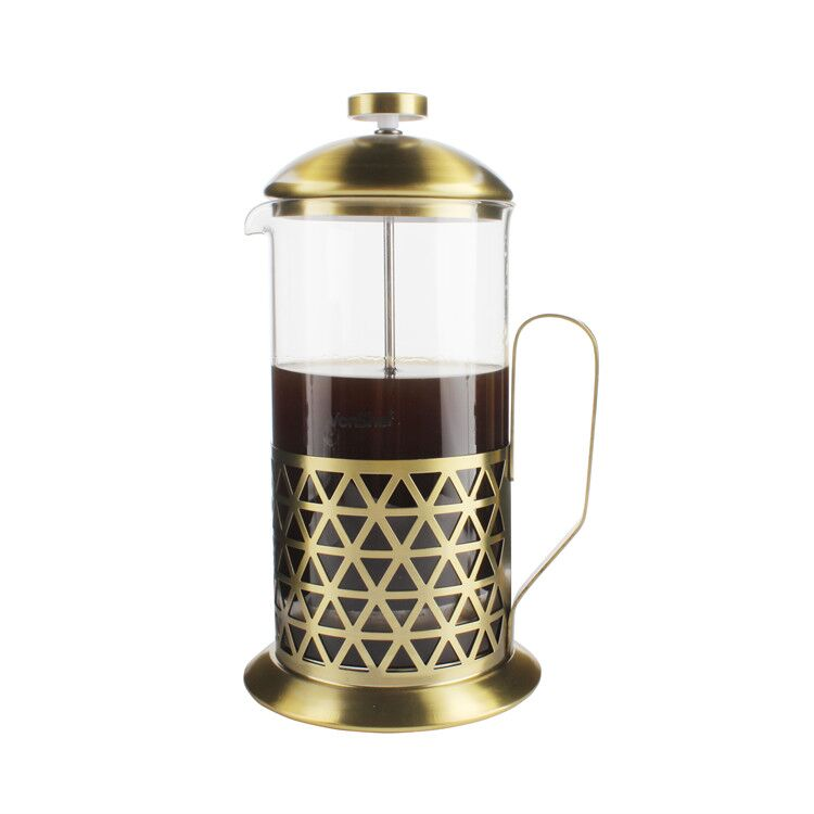 Christmas Gift Amazon New Style Heat-resistant French Press <strong>Coffee</strong>, Espresso and Tea Maker