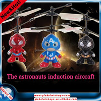 SO CUTE!!!!Toys RC Flying Toys, RC Toys, 2.4Ghz Spaceman Rc Robot Flying Electronic RC Toys Cute Kid Toys