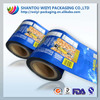 Various colors printed auto laminated film for pouch