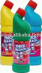 Thick Bleach 5in1,Detergent