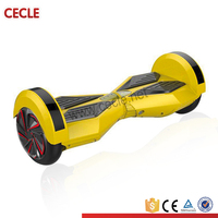 Economic petrol foot balancing scooter