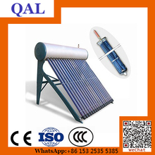 2017 Integrated And Pressurized Solar Water Geyser With Electric Heater