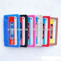 Assorted Color Silicone Phone Cover