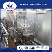 Bier pasteurizing tunnel/Fles Sterilisator machine