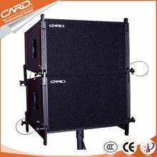 "CE Approval 10"" woofer neodymium line array speaker driver"