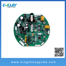 qi wireless charger coil pcba circuit board,pcba assembly,China pcba contract manufacturer