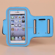Wholesale sport armband bag case waterproof case for iphone 6 5s 5 4
