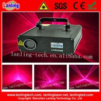 Disco laser lighting 600mW Rose 10kpss ILDA Animation laser Light