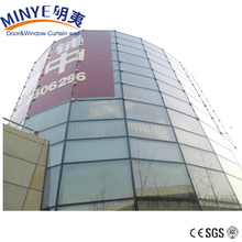 professional manufacturer facade system unitized curtain wall