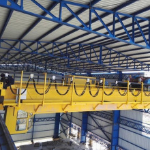 The Top Manufacturer Qd Type Double Girder Overhead bridge Crane 20 Ton