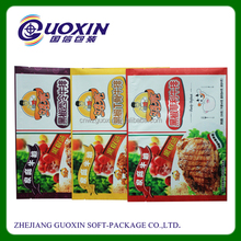 Plastic Custom Food Packaging Bag For Beef Jerky