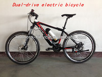 36v 250w brushless hub motor electric bicycle mountain bike