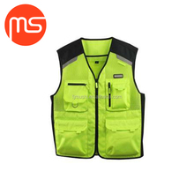 winter safety vest led oem