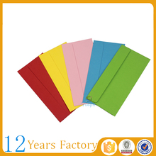 Free coupon $1000 custom made colored paper packaging envelope