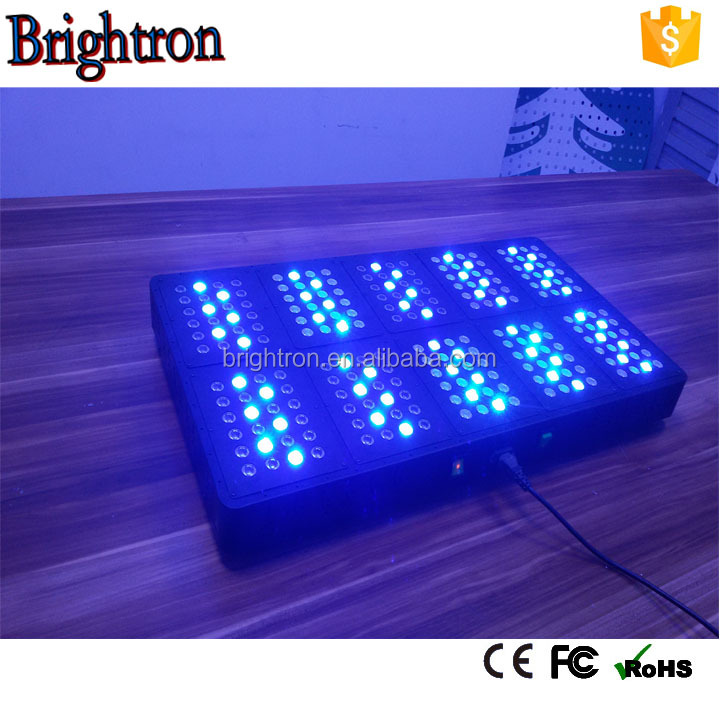 High Efficiency Blue 440-460nm red 630-660nm 200w 225w 600w led plant grow light